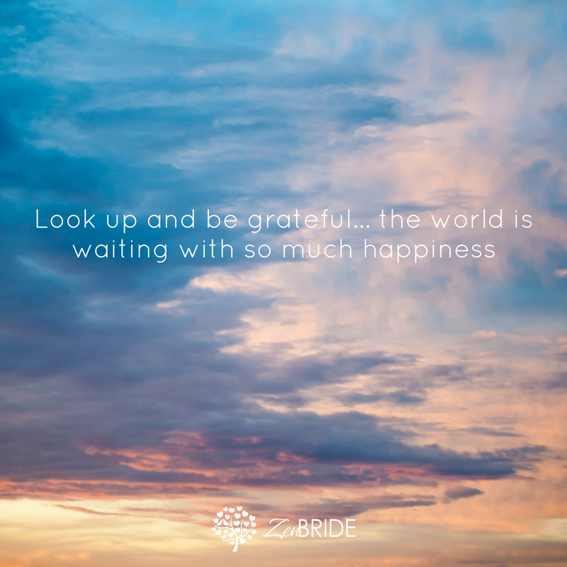 being grateful changes your world
