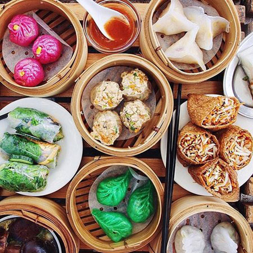 Bodhi Vegetarian Yum Cha