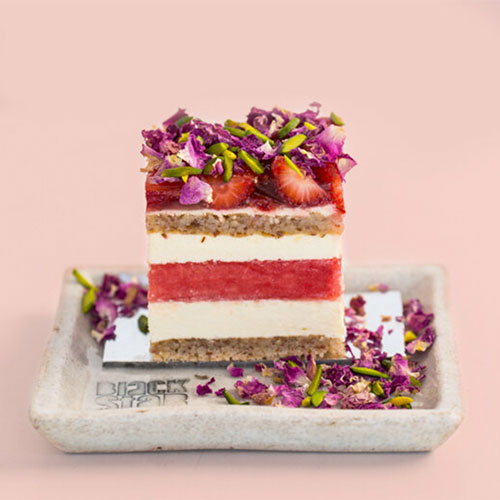 Watermellon Wedding Cake